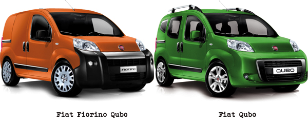 fiat fiorino qubo automotores on line notas de autos. Black Bedroom Furniture Sets. Home Design Ideas